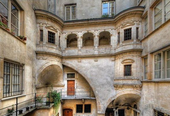 Les 2TCB visitent le Vieux Lyon