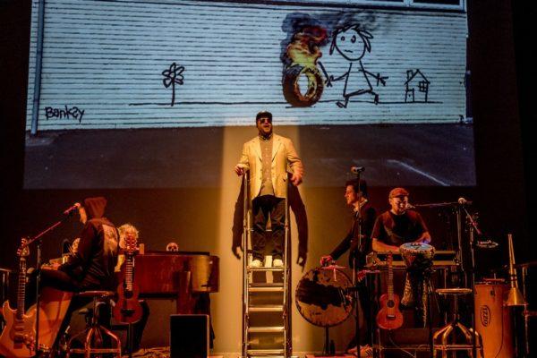 Abdel Sefsaf et son équipe font tomber les murs au théâtre de la Croix-Rousse (Timon)