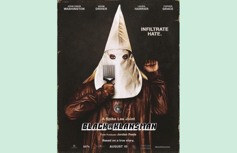 BlacKkKlansman, un film réalisé par Spike Lee