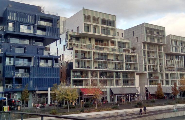 Confluence : un quartier éco-responsable