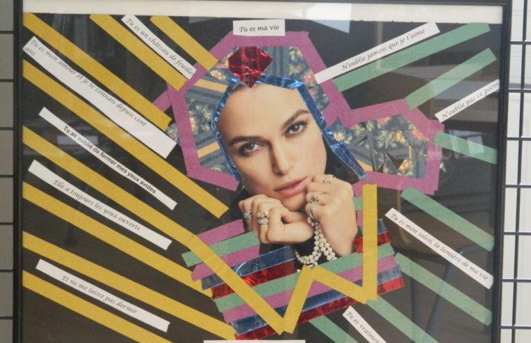 Exposition «  Nos puzzles amoureux » par les classes de 1 ORTC et 1 AFTI